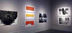 Drygt 100 verk ingår i den del av biennalen som visas i Falun just nu. Ytterligare 70 visas från och med 10 december i Meken, Smedjebacken, verk som senare också kommer att visas på Dalarnas museum.