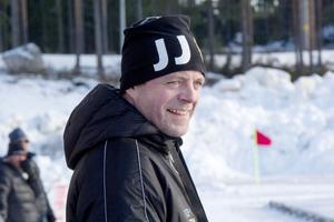 John-Erik Jansson, tränare för Brobergs U18.