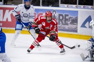 Emma Nordin är en av spelarna i Modo som är högaktuella för spel i OS. Nordin var även med i Vancouver-OS för fyra år sedan.
