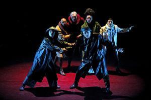 Örebro länsteater sätter upp en av William Shakespeares sista pjäser. På lördag har komedin