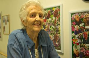 – Det här var spännande och piggar verkligen upp vardagen, säger Inez Sundeberg.