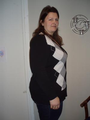 Innan Ulrika Byström tog tag i sina viktproblem vägde hon 108 kilo.