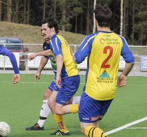 Nordanstig har haft koll på läget i alla matcher den här säsongen.