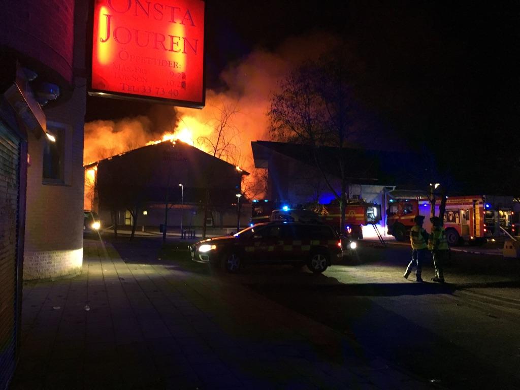 Ungdomar overklagar branddom