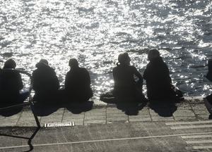 Sol och värme väntas i Stockholmsområdet. Västmanland blir snuvade på