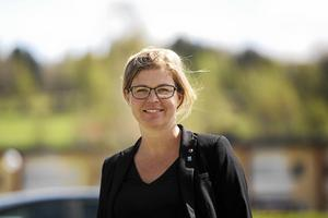 Therese Kärngard (S) hoppas att finansiering för projektet löser sig.