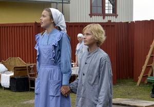 Bricken (Saga Nordén Hagberg) och hennes