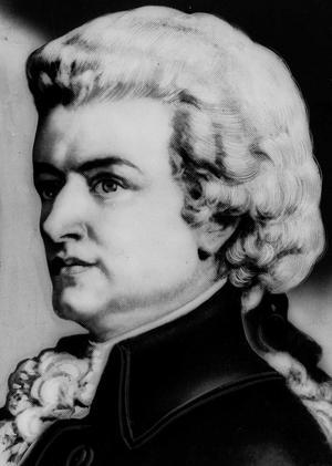 Dödsmärkt. Mozart skrev dödsmässan som kom att bli hans egen.