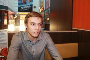 Singelturneringen i junior-VM är över för Daniel Ojaäär.