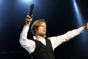 Björn Dixgård kommer att få större utrymme och ansvar som ensam frontfigur.