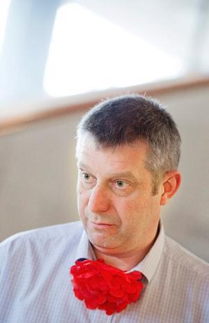 Kenneth Ljung från Barnombudsmannen är en av dem som arbetat med årets arrangemang.