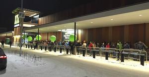 XXL öppnade i slutet av november, något som har påverkat andra handlare. Nu har Interjakts Östersundsbutik gått i konkurs.