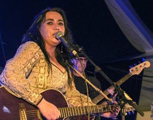 Rita Engedalen fick rocktältet att gunga i Creedence Clearwater Revival-takt.