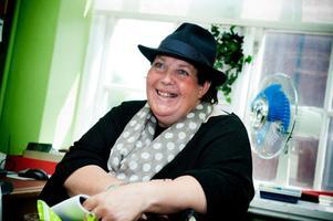 Eva-Lisa Borres är en av tre nominerade Borlängebor till utmärkelsen