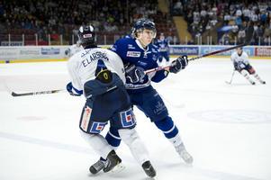 Spelarna i Leksand har stora framgångar på isen och laget toppar Hockeyallsvenskan. Ekonomiskt ser det dock betydligt sämre ut.