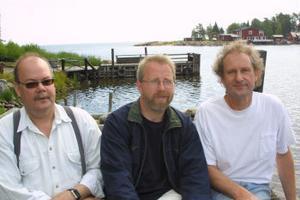 Bengt-Olof Jonsson, Mats Sandström och Åke Sandberg är tre av dem som riktar kritik mot Morängsvikenprojektet.