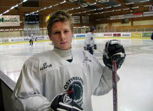 Kalle Johansson.