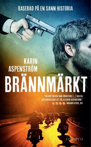 Brännmärkt av Karin Aspenström.