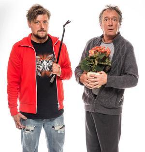 Ola Hedén och Ulf Dohlsten i