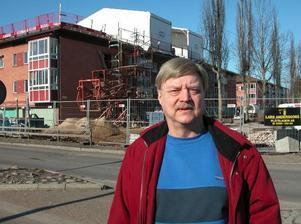 Vann. KD-ledamoten Lars Nilsson överklagade ett beslut om hotellbygget i Malung till länsrätten som gav honom rätt och därmed upphäver länsrätten fullmäktigebeslutet. Foto:SörenHaga