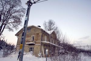 Stationshuset i Näsviken ska fräschas upp under nästa år. Hur lång tid det tar innan allt är klart vet ägarna ännu inte.