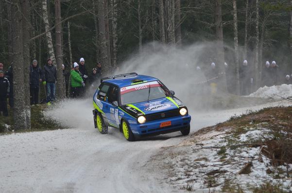 Martin Lundquist drygade ut sin SM-ledning senast.