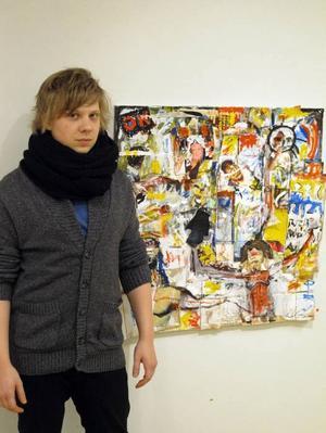 Vild. Fredrik Sjögren debuterar med en utställning inspirerad av Black Mountain College-traditionen.