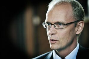 Anders Gustafsons tid i Korsnäs blev kort.