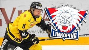 Gustav Lindberg ser ut att välja Linköping.