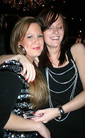 Rock&K. Josefin och Sarah