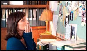 """Den alltid pålitliga Kristin Scott Thomas gör en av sina starkaste roller som journalisten Julia  Armond i dramat """"Sarahs nyckel""""."""
