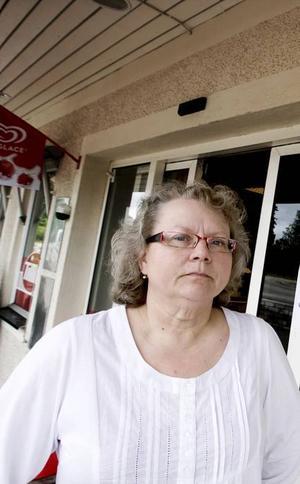 SKAKAD AV RÅNET. Två veckor efter att Anne Persson utsattes för ett väpnat rån i sin Time-butik i Hofors är hon tillbaka på jobbet. Men en hel del obehag inryms i vardagen bakom kassan.