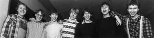 4. Saft kallade sig den här gruppen 1980. Någon som vet mer?