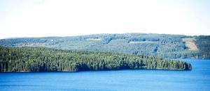 Länsstyrelsen saknas pengar för att göra hela Sollen till naturreservat.