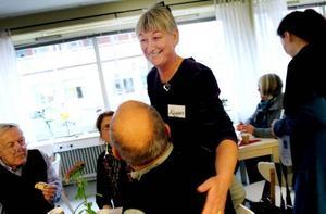 BLIR FLERA. Hedesunda och Hamrånge är orterna som snart ska få träffpunkter. Projektledare Margareta Hayden jobbar tillsammans med en referensgrupp.
