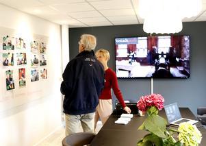 Bostadspuls bjöd på inrednings-TV och tävlingen