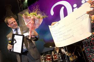 2013 års vinnare av Årets företagare – Henrik Björklund, Ocab.