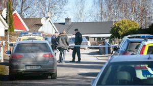 18-åringen hittades skjuten på Klotvägen.