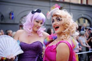 Stockholm Pride 2014 var Skandinaviens största Prideparad. 60 000 deltagare och mångdubbelt fler åskådare.
