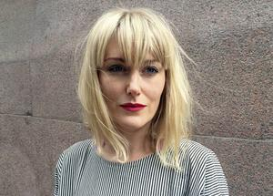 Modevetaren och konstnären Maja Gunn får ett av landstingets kulturstipendium.