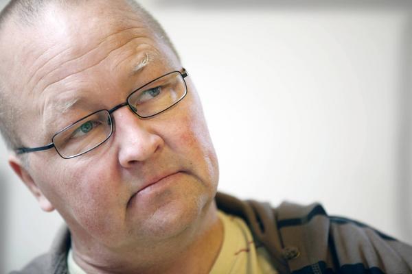 Ulf Gräsberg avled i måndags efter en tids hälsoproblem.