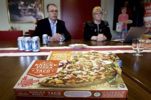 Frysta knäckepizza-revolutionen startar i Stockholm