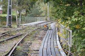 Dellenbanans Vänner vill att Dellenbanan renoveras för regionaltåg.