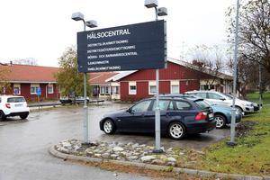 Hälsocentralen i Hede