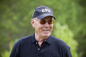 Lars-Åke Persson är ordförande i Gävle Pistolklubb och GD:s ciceron under tävlingen.