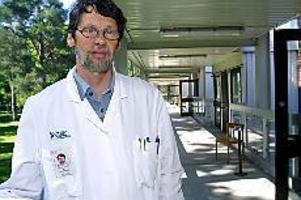 Arkivbild: Leif Jäderberg Bo Sundelöf. Verksamhetschef vid infektionskliniken.
