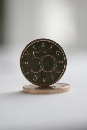 Det har talats länge om att avskaffa Sveriges minsta mynt. Nu verkar den inte ha så lång tid kvar.