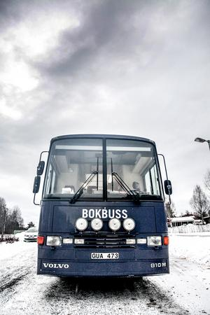 Nu är det dags att tänka på refrängen för gamla bokbussen i Krokom.