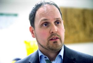 Jörgen Berglund, oppositionsråd, Sundsvall