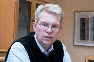 Björn Mårtensson (C), kommunalråd i Ovanåker.